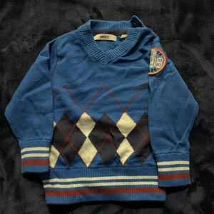 🎈 Mexx boys sweater size 9-12 months 🎈